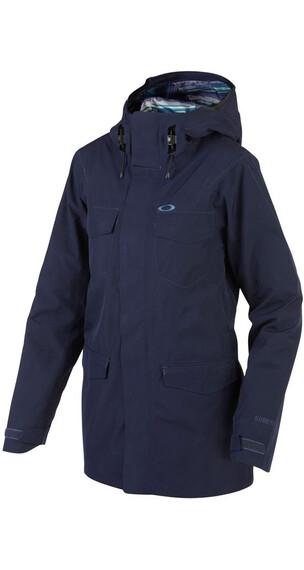 Oakley W's Echo Gore-Tex Biozone Jacket Peacoat